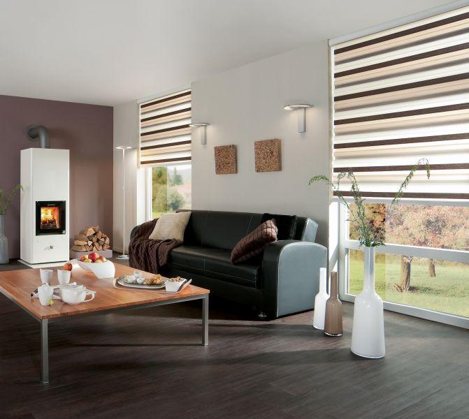 doppelrollo f r fenster und t ren twinlight rollo. Black Bedroom Furniture Sets. Home Design Ideas
