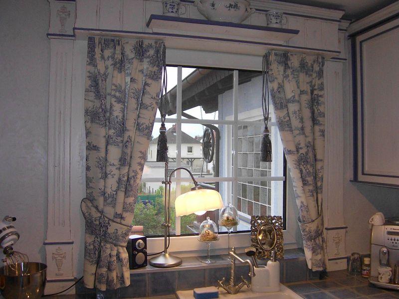 Gardinen, Übergardinen als Sichtschutz für Fenster, Flur, Küche ...