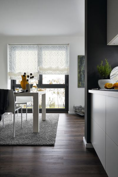 raffrollos f r fenster dachschr gen stoffrollo. Black Bedroom Furniture Sets. Home Design Ideas